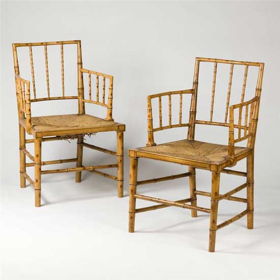 english simulated bamboo chairs chinese bamboo furniture