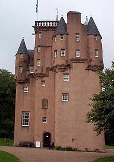 Craigivar-Castle-Scotland