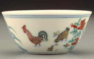 So-called Chicken Cup