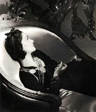 Coco Chanel Fashion Leader