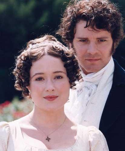 Elizabeth Bennett & Mr Darcy