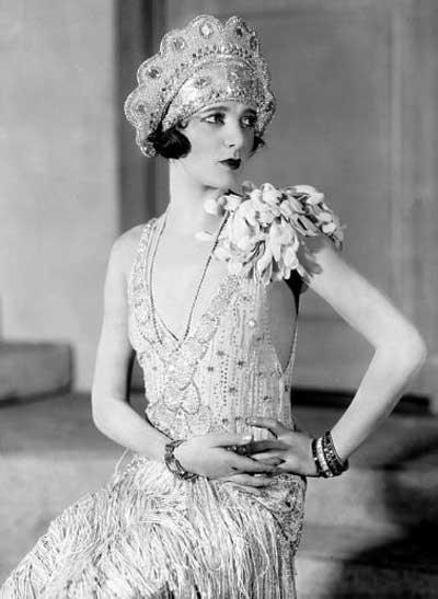 Actress Gertrude Lawrence