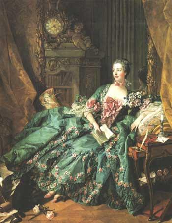Mme-de-Pompadour