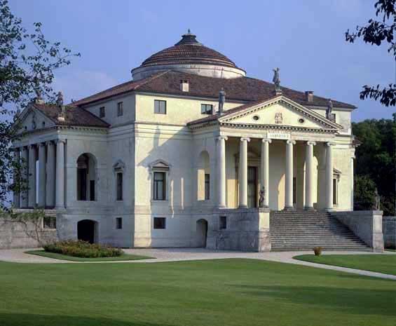 La Rotunda - Villa Capra, Veneto