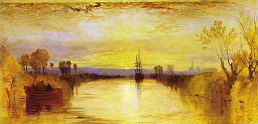 Chichester Canal, JMW Turner