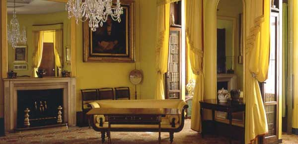 Yellow Drawing Room, John Soane House, Lincoln Inn Fields, London