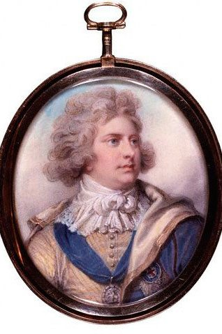 George, Prince of Wales in 1792