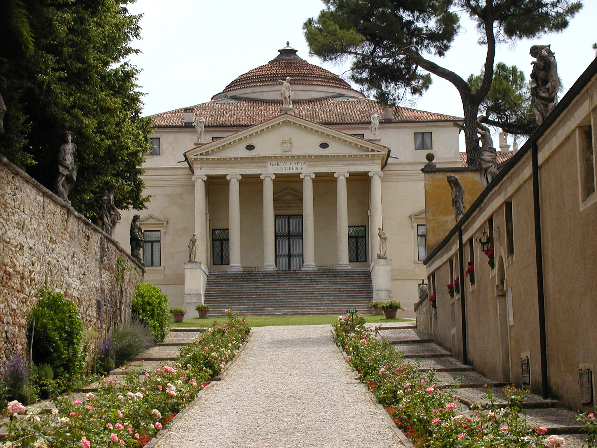 What Is: Palladian Style, more than a villa in the Veneto
