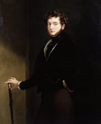 Alfred Count D'Orsay by Sir George Hayter
