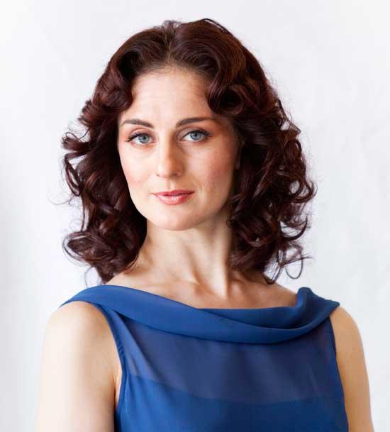 Elena Xanthoudakis as Eurydice for the Pinchgut Opera