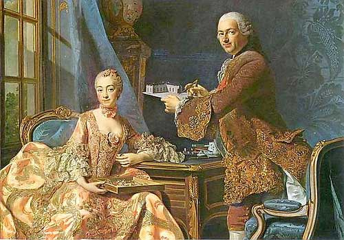 Jeanne-and-Abel-Poisson-(Mme-Pompadour)