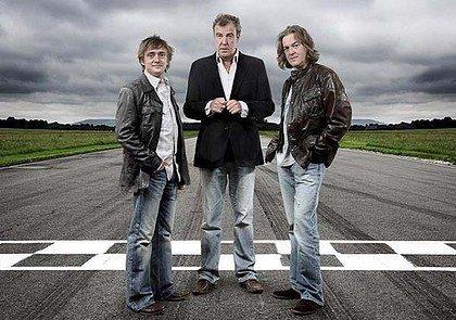 Throttling down, Top Gear gaff, simply unacceptable
