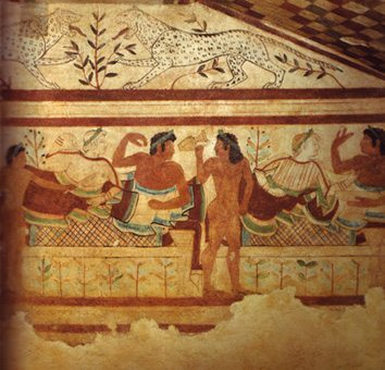 etruscans-wall-painting