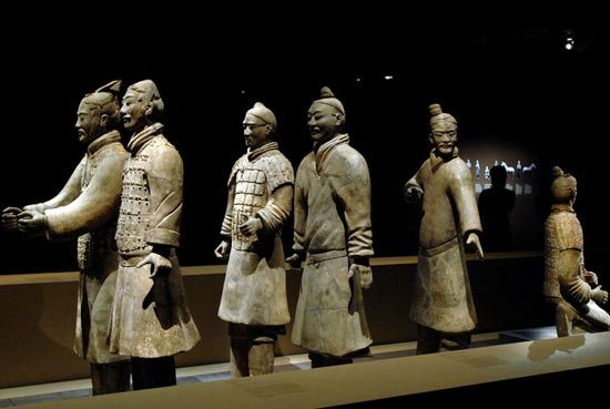 The Terracotta Army at Sydney 2010