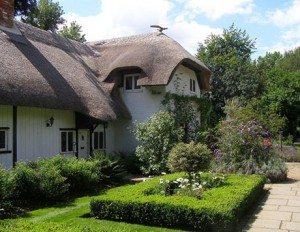 Enid Blyton's Old Thatch Cottage