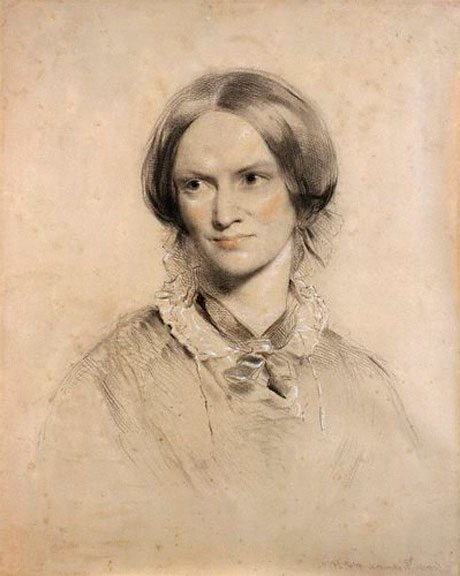 Charlotte Bronte by George Richmond
