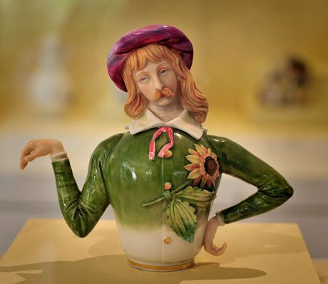 Anyone for Tea - completely wonderful Aesthetic Teapot
