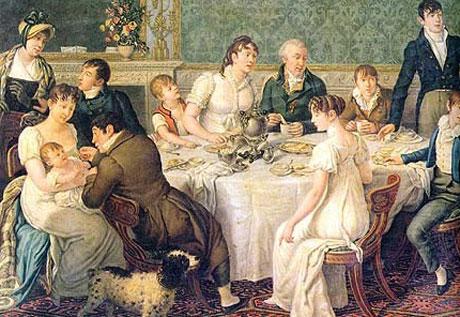 Taking Tea with Jane Austen – Blend of Propriety & Pleasure