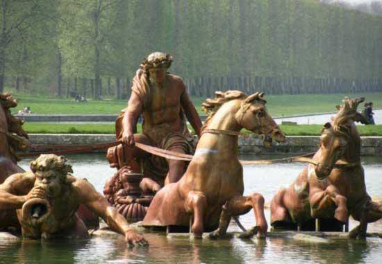 Apollo-fountain-Versailles