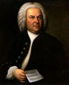 vJohann Sebastian Bach 1685-1750