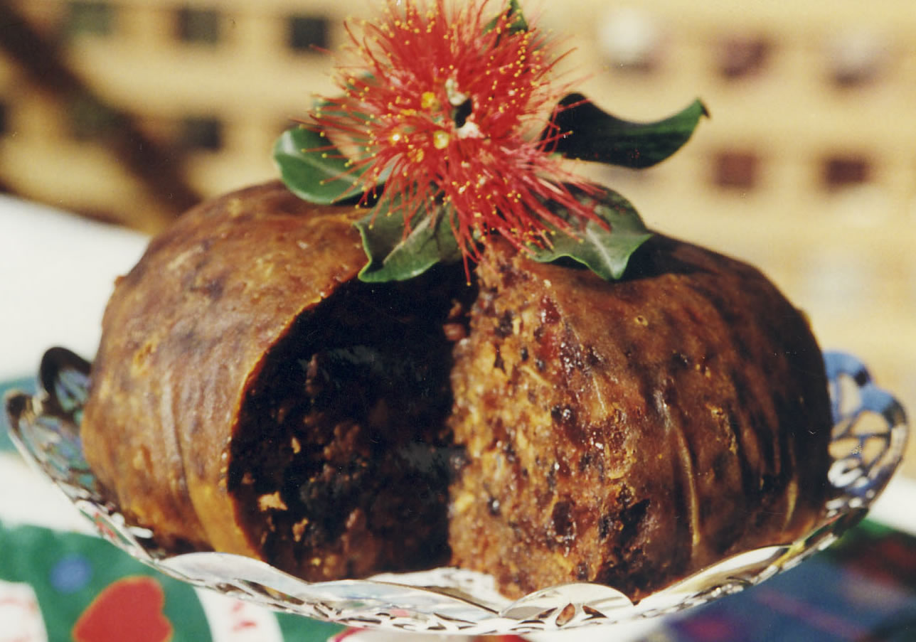 Christmas Pudding in a Cloth - Tradition and Taste Collide | The ...