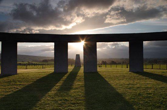Stonehenge-Aotearoa-Sunset