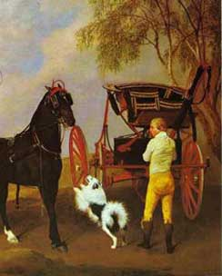 George-IV-his-dog-and-phaeton