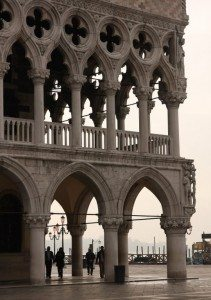 Doge's Palace at Venice
