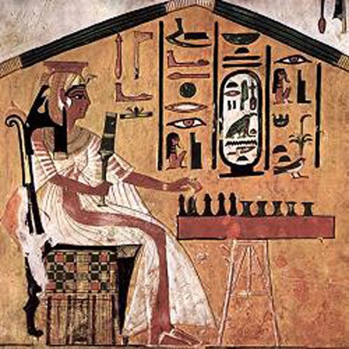 Playing-Chess-in-ANcient-Egypt