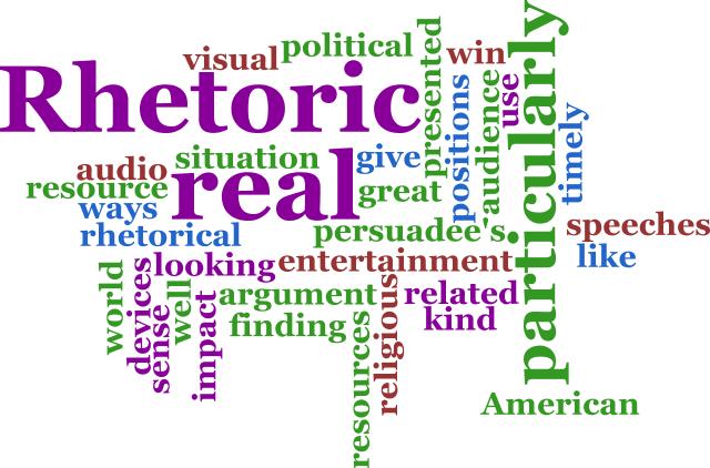 american.rhetoric