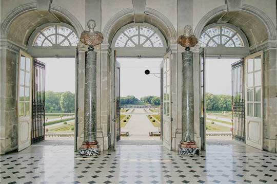 View-of-Gardens-from-Grand-Salon-Vaux