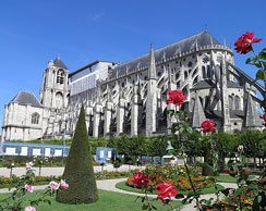 Cathedral at Bourges