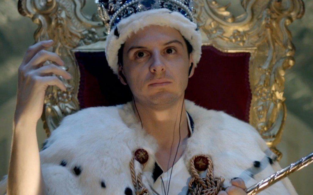 Moriarty-as-King