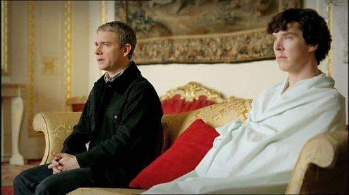 Sherlock – Moffat is Savvy & Being Brainy Sexy in Belgravia