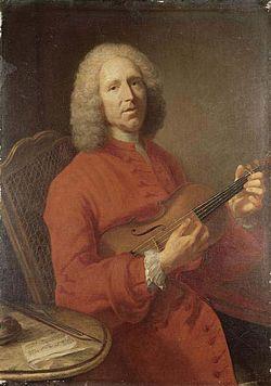 Jean-Philippe Rameau 1683-1764 (Joseph Aved (1702-66), Museo de Bellas Artes de Dijon)