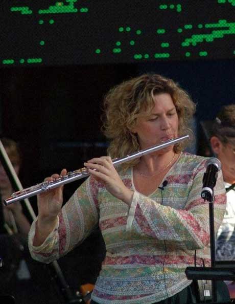 Queensland Flute Workshops with Karen Lonsdale at Brisbane