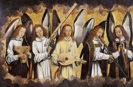 The Schola Cantorum – Singing Songs of Praise as One Voice