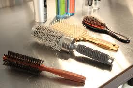 Image of hairbrushes