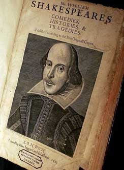 Frontespiece-First-Folio-Shakespeare