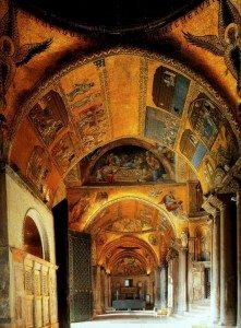 St Mark's Basilica at Venice