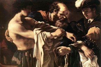 Guercino Return Prodigal Son