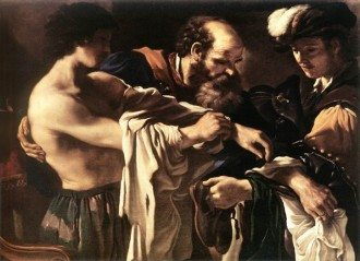 Guercino Return Prodigal Son