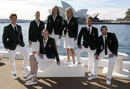 Australian Olympic Team 2012