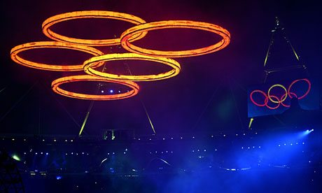 Olympic Games Opening @ London – Celebrating Isles of Wonder