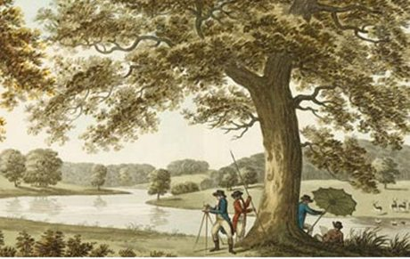 View Welbeck Estate Humphry Repton (1752-1818)