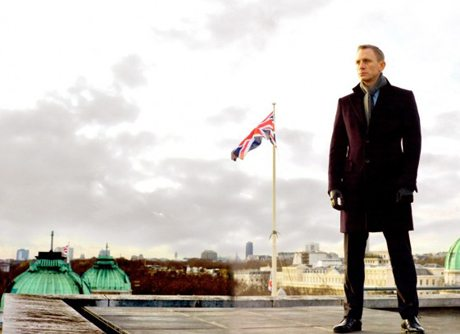 Skyfall with James Bond 007, Q & M – An All-New Resurrection