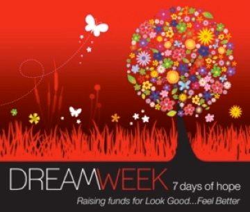 Look Good…Feel Better Dream Week 2012 – Seven Days Of Hope