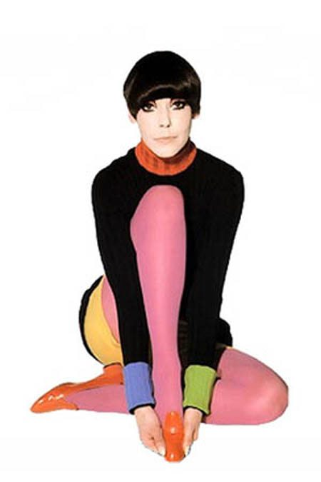 Mary Quant Tights...