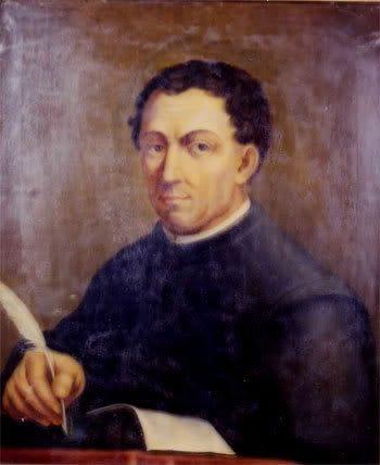 Florentine historian Poggio Braccioloni