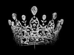 تيجان ملكية  امبراطورية فاخرة Duchess-Marlborough-Tiara